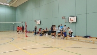 Plymouth Marjon 25 Hour Volleython