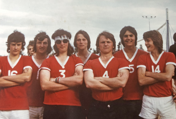 1976 Whitefield Men at Gennep Tournament, Holland.jpg