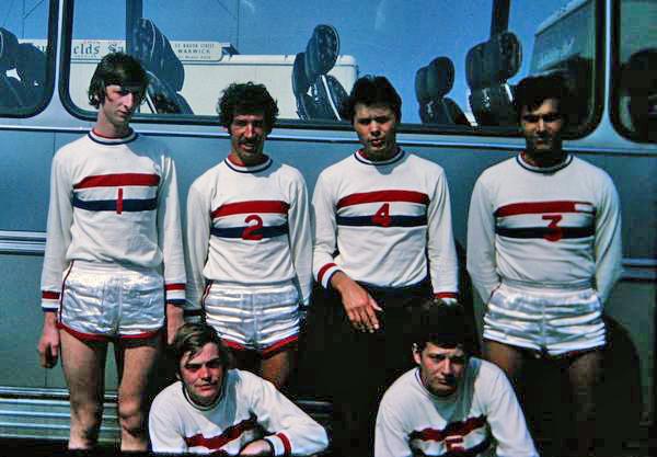 All Stars team at Royal Cornwall Show c1970.jpg