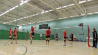 Plymouth Marjon 25 Hour Volleython